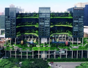 ParkRoyal on Pickering, a hotel in Singapore